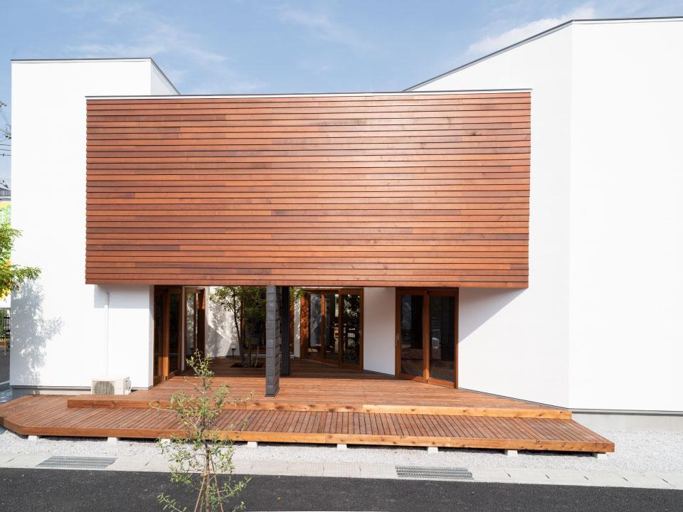 上里建設 高崎モデルハウス棟